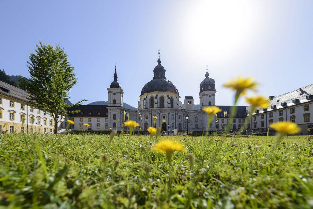 Kloster Ettal © Region / Wolfgang Ehn