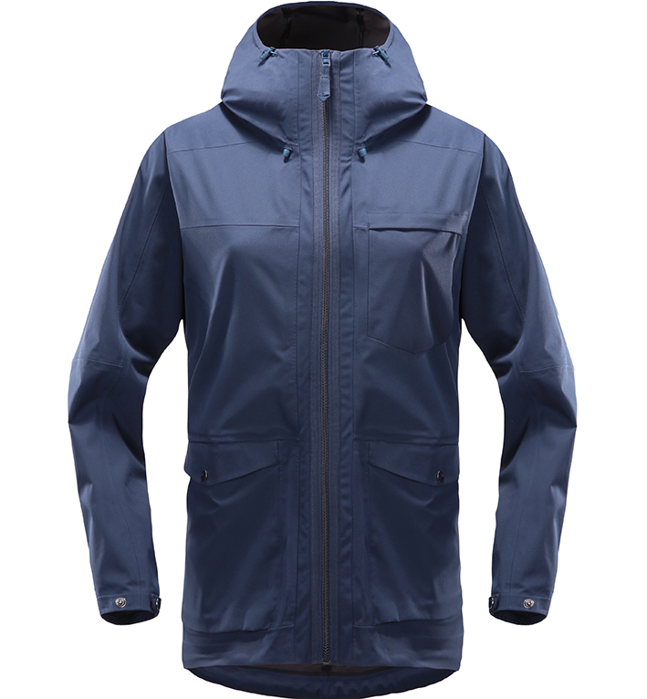 Haglöfs EcoProof Jacket Womenen