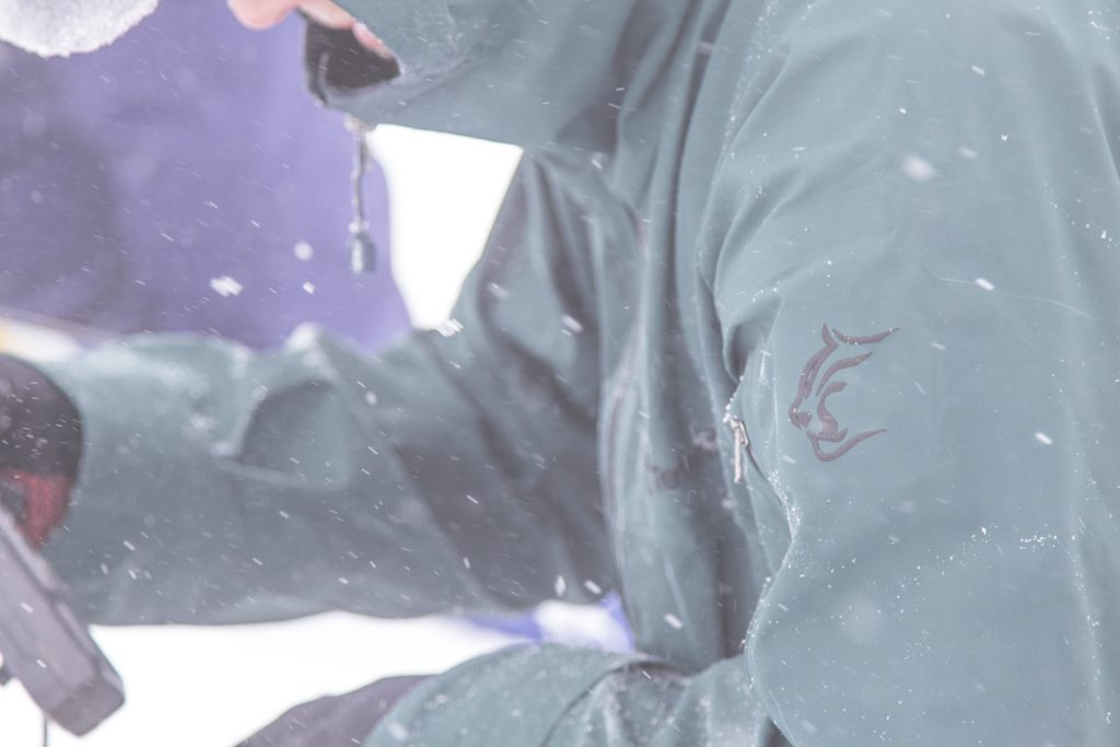 Teton Bros TB3 Jacke aus Polartec NeoShell