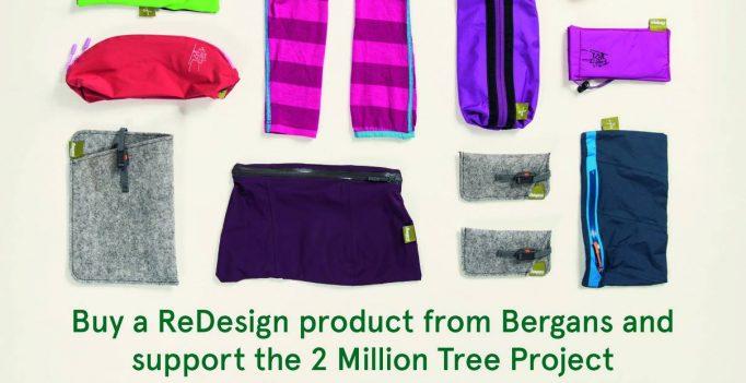 Bergans Redesign