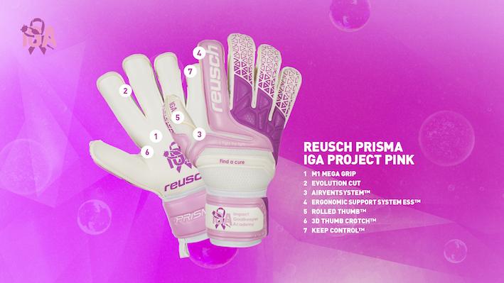 Reusch Project Pink