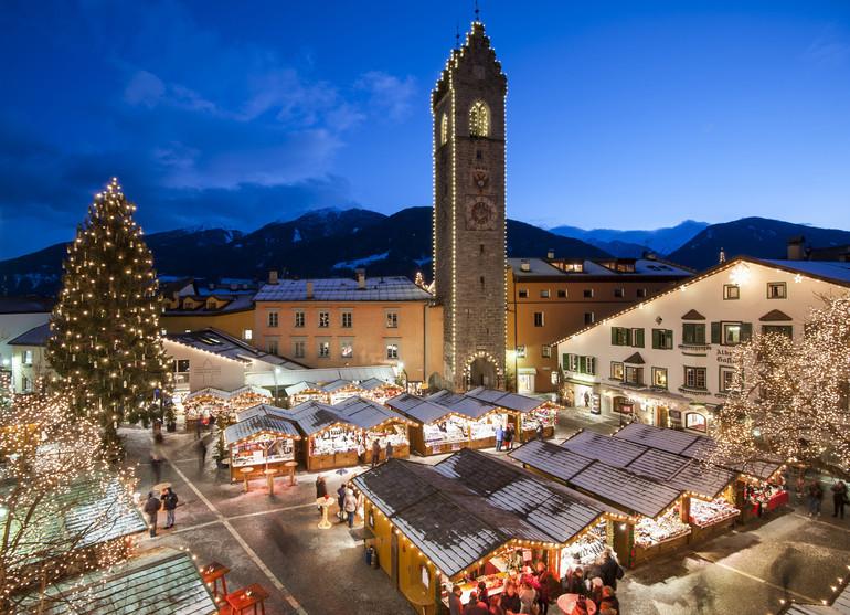 Sterzing vor Weihnachten. © IDM Südtirol/Alex Filz