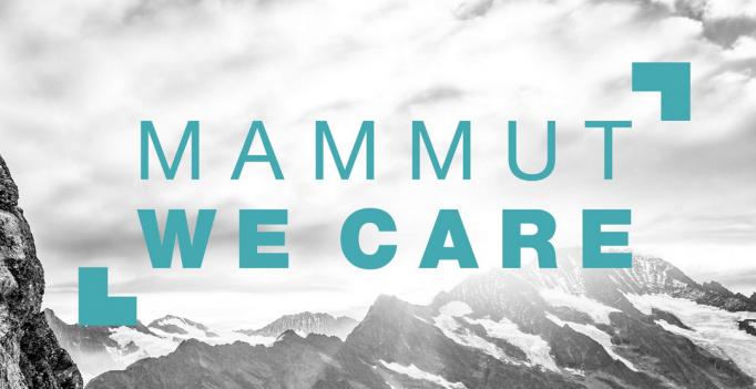 MAMMUT WE CARE