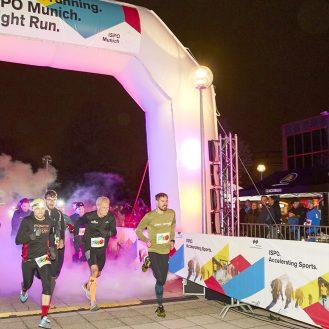 ISPO Munich NIght Run am ersten Abend der SPorts Week in München © Messe München GmbH / Jan Frommel