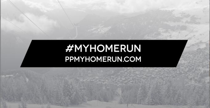 #myhomerun