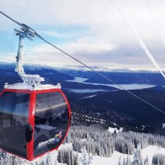 Silver Star Gondola © Silver Star skisilverstar.com