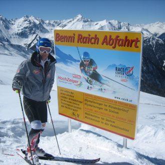 Benni Raich © Hochzeiger Bergbahnen