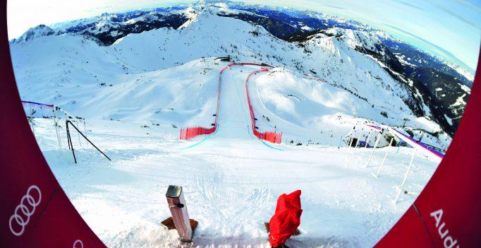 Start Weltcupstrecke © Zauchensee Liftgesellschaft
